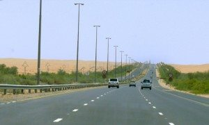 $544m improvement of Dubai-Al Ain Road Project approved