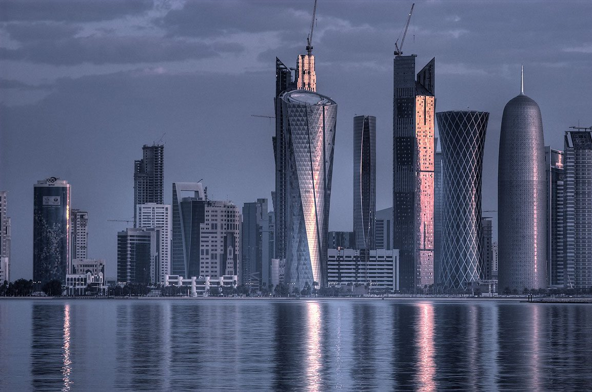 Qatar: All infrastructure projects will be underway in 2012