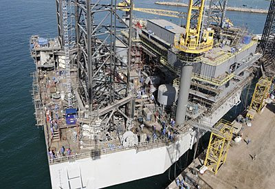 Archirodon wins $200m EPC deal for offshore Abu Dhabi oilfield