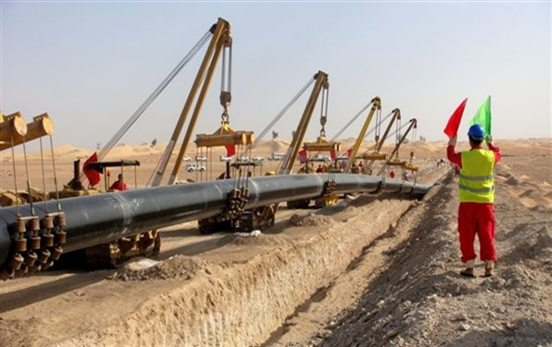 $4 2bn Habshan-Fujairah pipeline inaugurated   Middle East