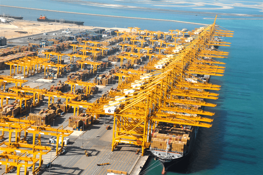 DP World orders 69 cranes for Jebel Ali Port | Middle East