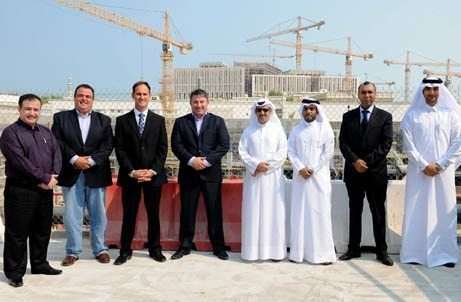 Msheireb Signs 411mn Downtown Doha Agreement Middle East