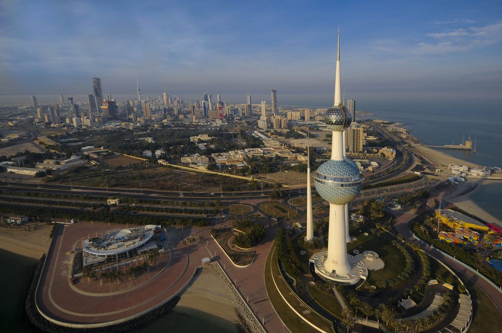 Kharafi building new city in Kuwait   Middle East