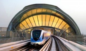 RTA: First of 50 new Dubai Metro trains have arrived
