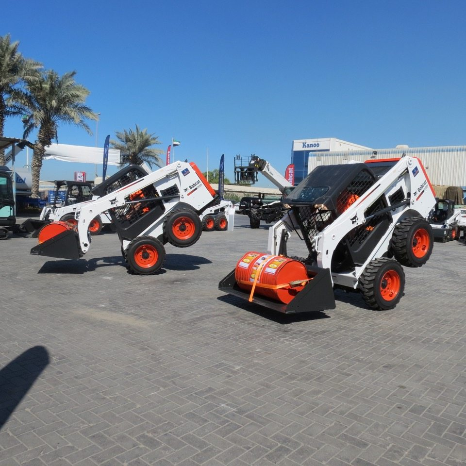 Kanoo launches Bobcat S450 in UAE | Middle East Construction