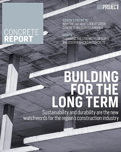 Concrete Report 2016