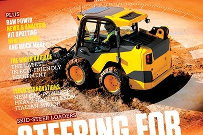 Construction Machinery ME - July 2016