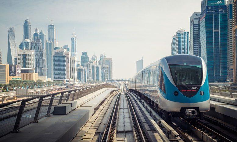 """Résultat de recherche d'images pour """"Dubai Roads and Transport Authority train station"""""""