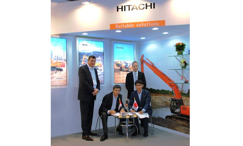 Hitachi Construction Machinery appoints new dealer for UAE | Middle
