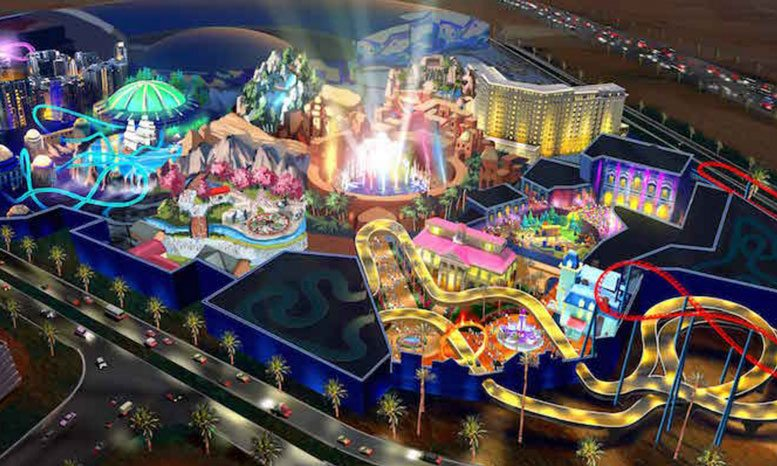 Img: IMG Worlds Plans Second Dubai Theme Park