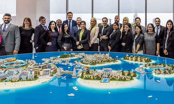 Kleindienst awards $1.3bn contracts for Dubai islands ...
