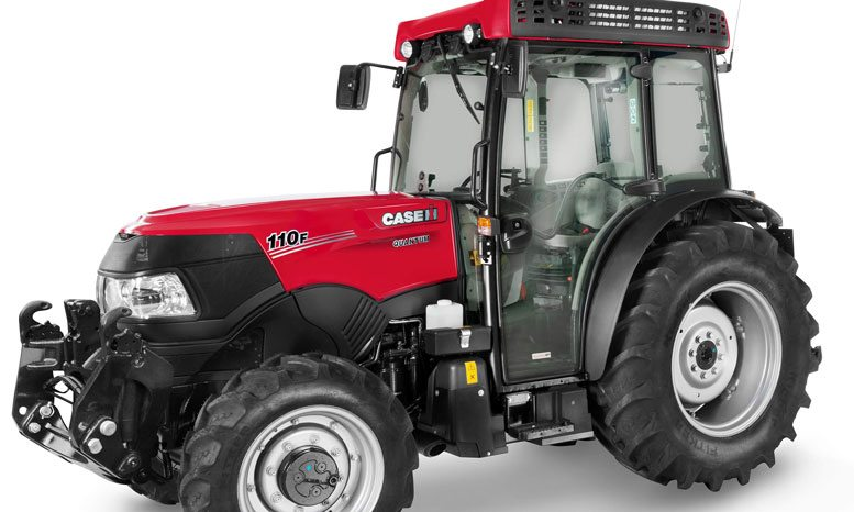 Case Industrial Tractors : Case ih celebrates years of production in