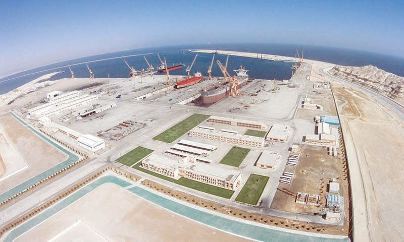 Port of Duqm perspective (source: ME Construction News)