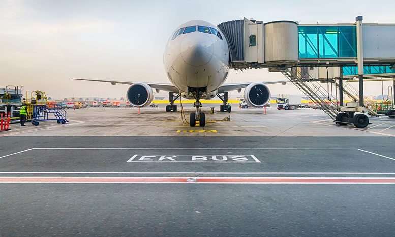Airport photo (FILE PHOTO - SHUTTERSTOCK)