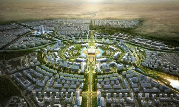 S. Korean consortium to build $4bn smart city in Kuwait (source: ME Construction News)