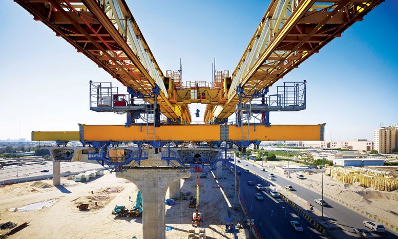Project profile: Kuwait City road development works | Middle East