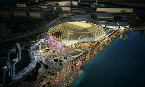 Architecture: HOK reveals design for Abu Dhabi's Yas Arena | Middle