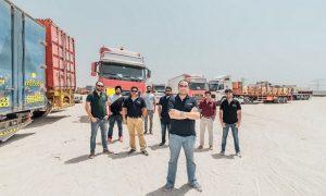 KSA's Batic to provide funding to techno-logistics company Trukkin