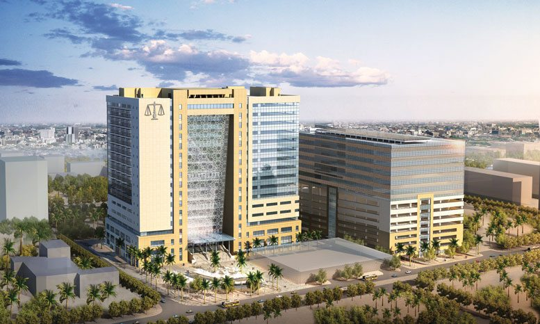 In pictures: Jahra and Farwaniya court complexes, Kuwait