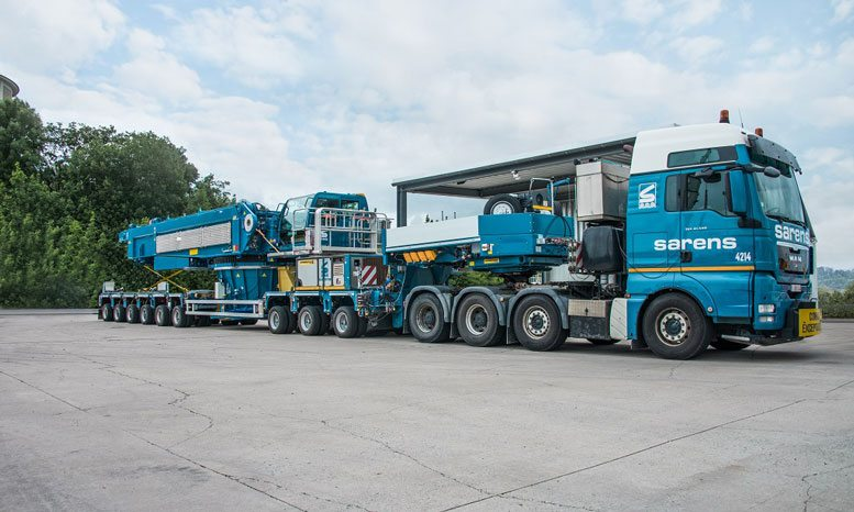 Terex introduces new Demag pedestal crane | Middle East
