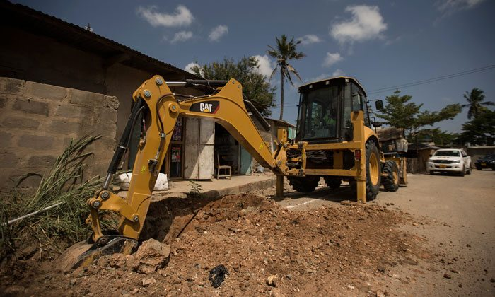 Cat introduces new backhoe loader | Middle East Construction News