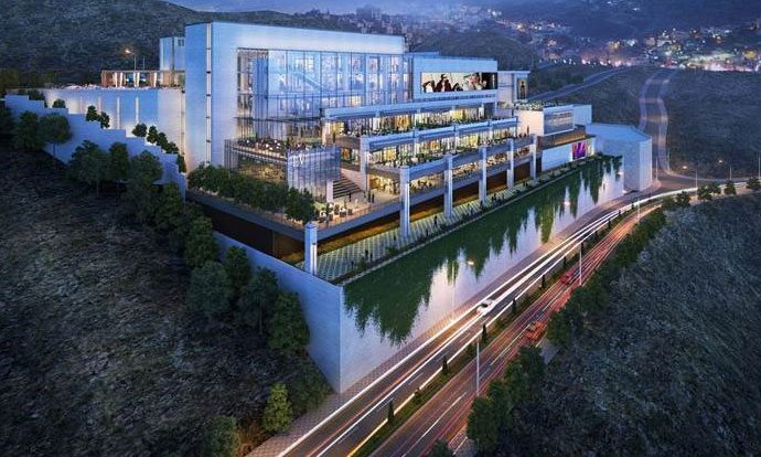 LACASA designs $40m shopping mall to be built in Palestine