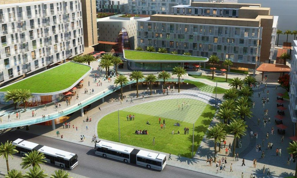 Six construct wins contract for masdar city project for Masdar abu dhabi