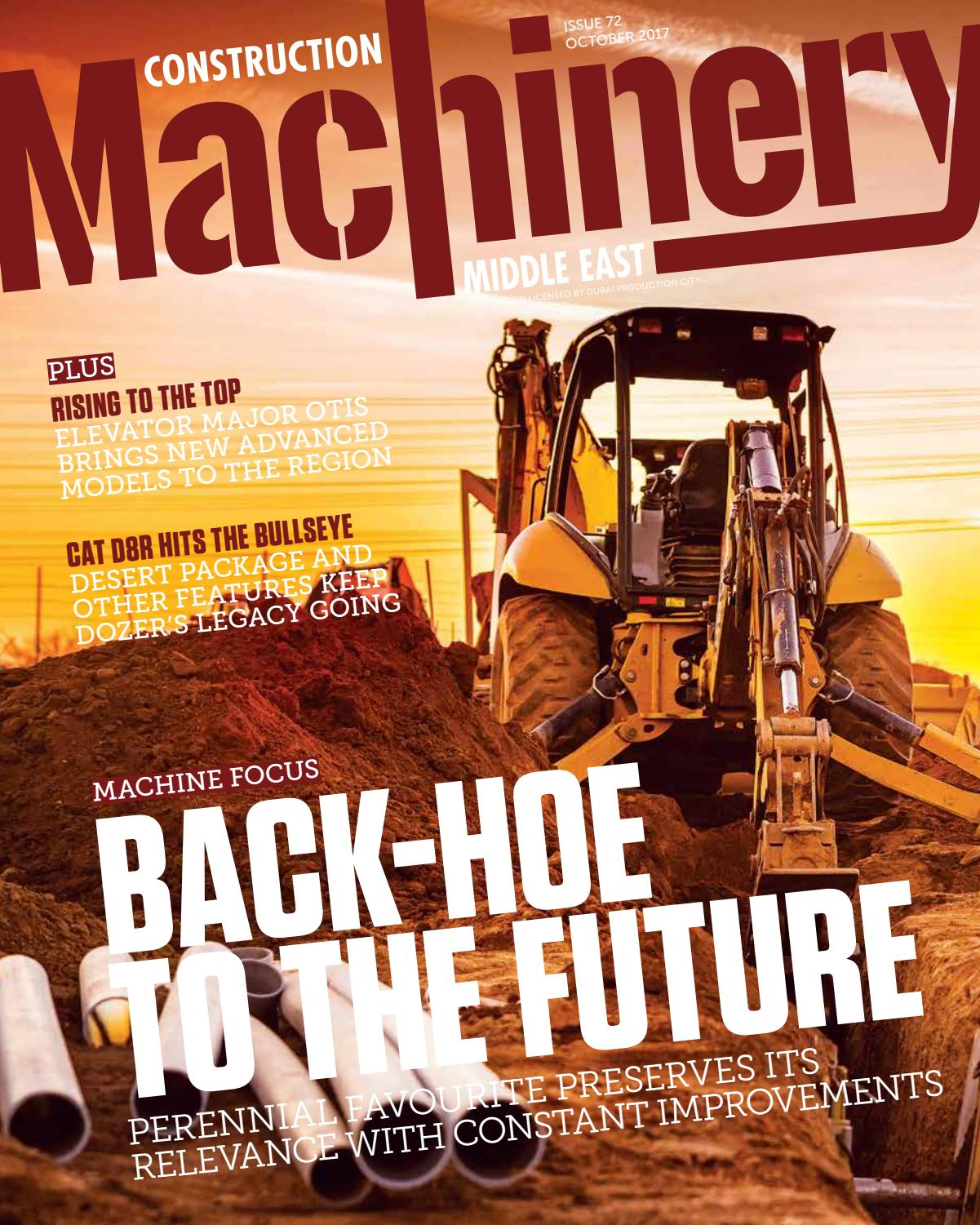 Construction Machinery ME