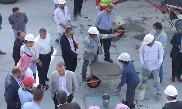 Al Kifah Readymix launches eco-friendly concrete in KSA | Middle