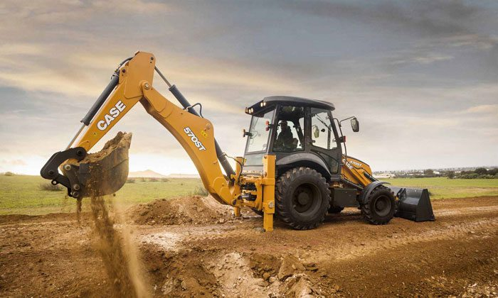 backhoe loaders gearing up for growth middle east construction news