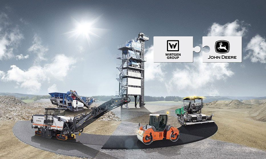 Summit Truck Group >> John Deere completes $5.2bn Wirtgen acquisition | Middle East Construction News