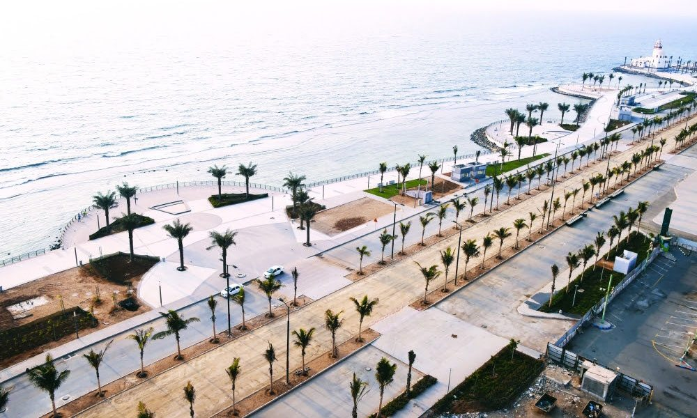 Saudi Arabia: $218m Jeddah waterfront project opens