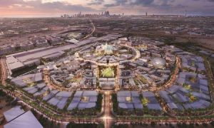 Construction on Expo 2020 country Pavilions to begin in April