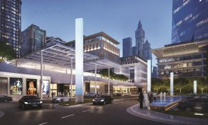 Site Visit: Gate Avenue at DIFC