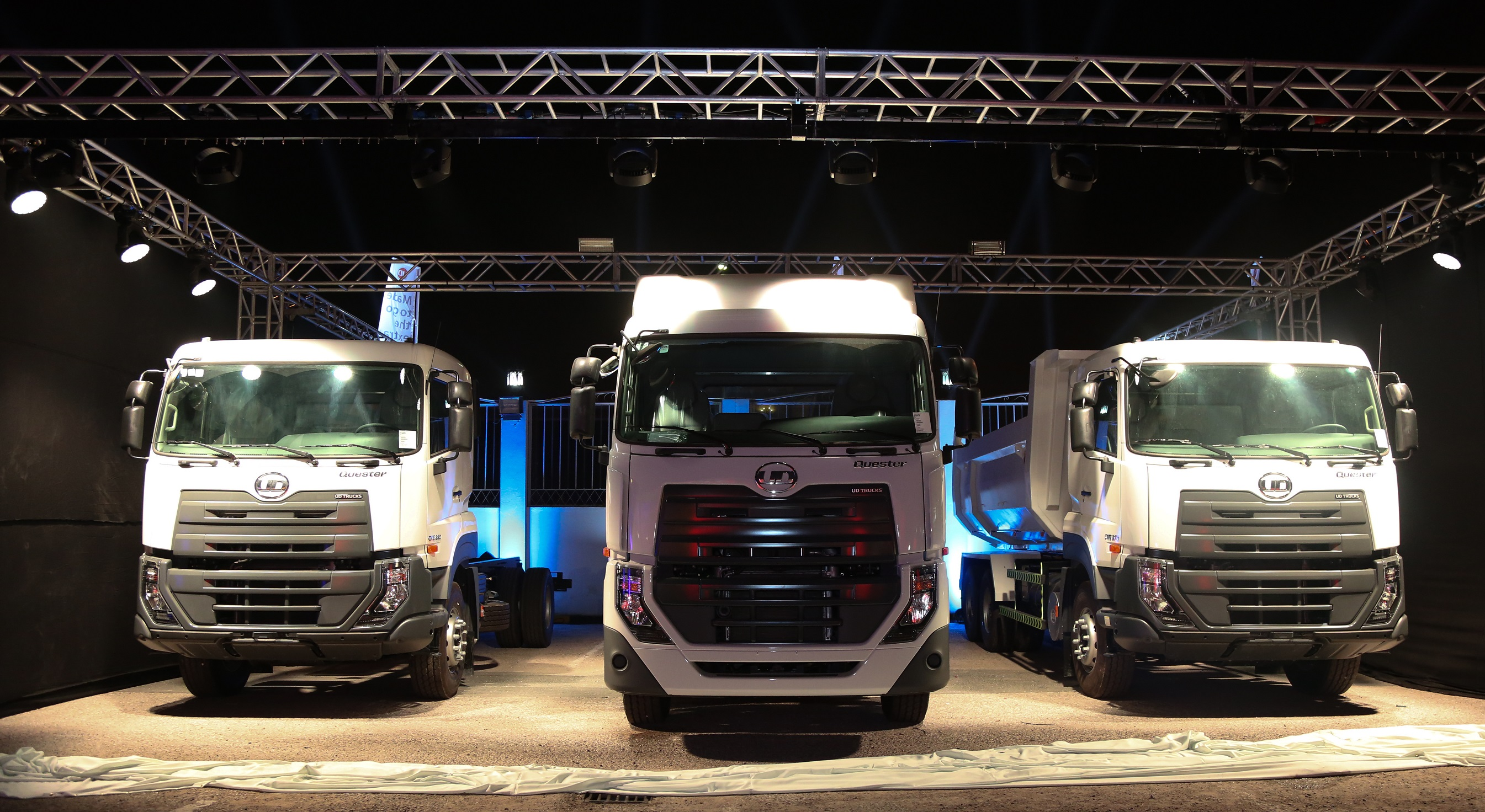 UD Trucks celebrates sales success in 2017 across the Middle East