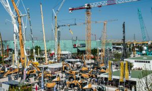 Construction equipment rental market expected to exceed $140 billion by 2024