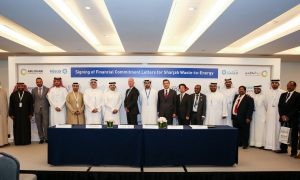 Bee'ah and Masdar secure funding for UAE's first waste-to-energy facility