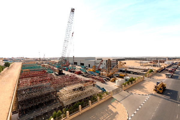 Wade Adams Contract Win | Middle East Construction News