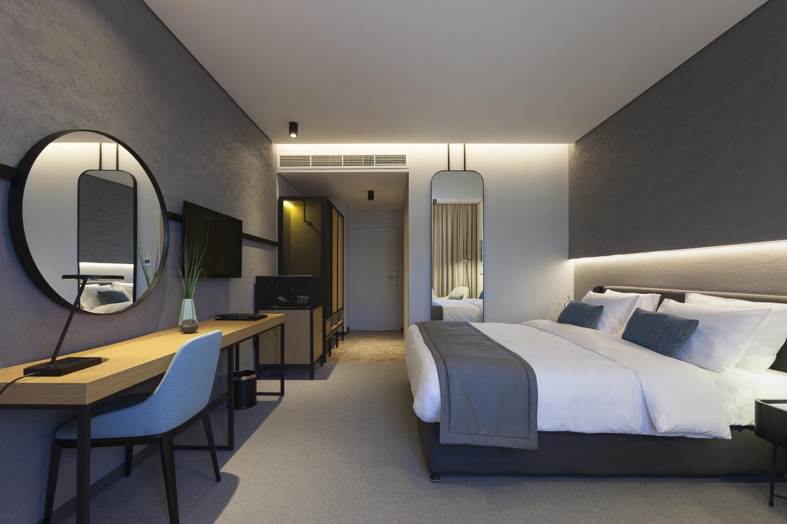 Draw link to design new brand of mid market hotel in dubai for Design hotel dubai
