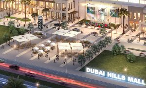 Alec wins Dubai Hills Mall solar project
