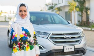Ford DSFL For Her programme to train Saudi women drivers