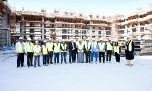 Marassi Shores Residences on track for completion in 2019