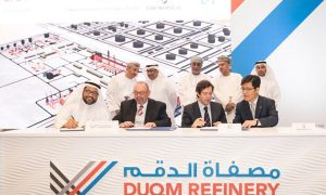 Saipem awarded $750m refinery deal