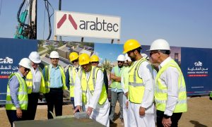 Arabtec named as main contractor on Show Village in Khalifa City