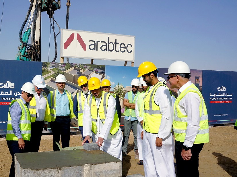 Arabtec named as main contractor on Show Village in Khalifa