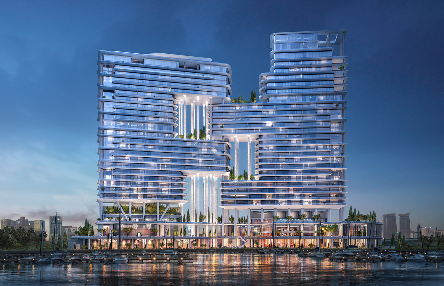 Omniyat appoints jv for dorchester collection project - Swimming pool construction jobs dubai ...