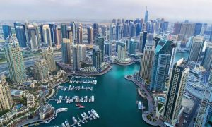 MAG and Emaar to develop automated parking facility in Dubai Marina