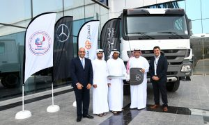 Khalfest agrees long-term EMC-CV trucks deal