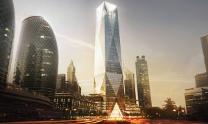 KONE wins contract for 'incredible' ICD Brookfield Place in Dubai