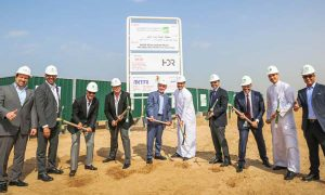 KAEC and Metito break ground on solar powered desalination plant project